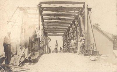 Black River Bridge Jamaica