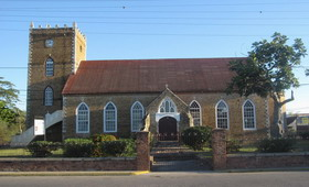 Anglican Church, Black River Jamaica