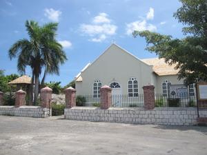 St. Peter's Church Port Royal