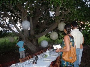 Farm Table Dinner Jamaica