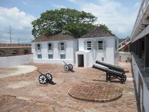 Fort Charles Port Royal