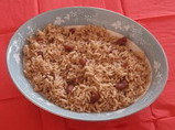 Jamaican Rice and Peas, Jamaican dishes