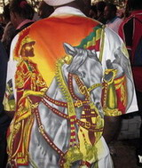 Image of Haile Selassie