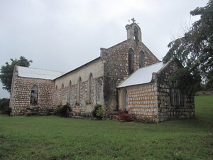 St. Alban's Church Jamaica