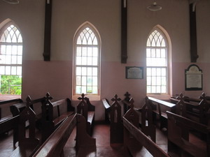 St. Alban's Church St. Elizabeth Jamaica
