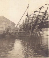 Black River Bridge under construction