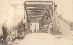 Black River Bridge 1938