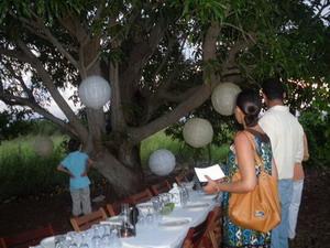 Farm Table Dinner Jamaica