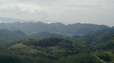 Mountains Jamaica