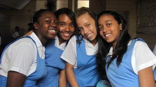 Jamaican Teenagers