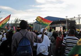 Stage Show Jamaica